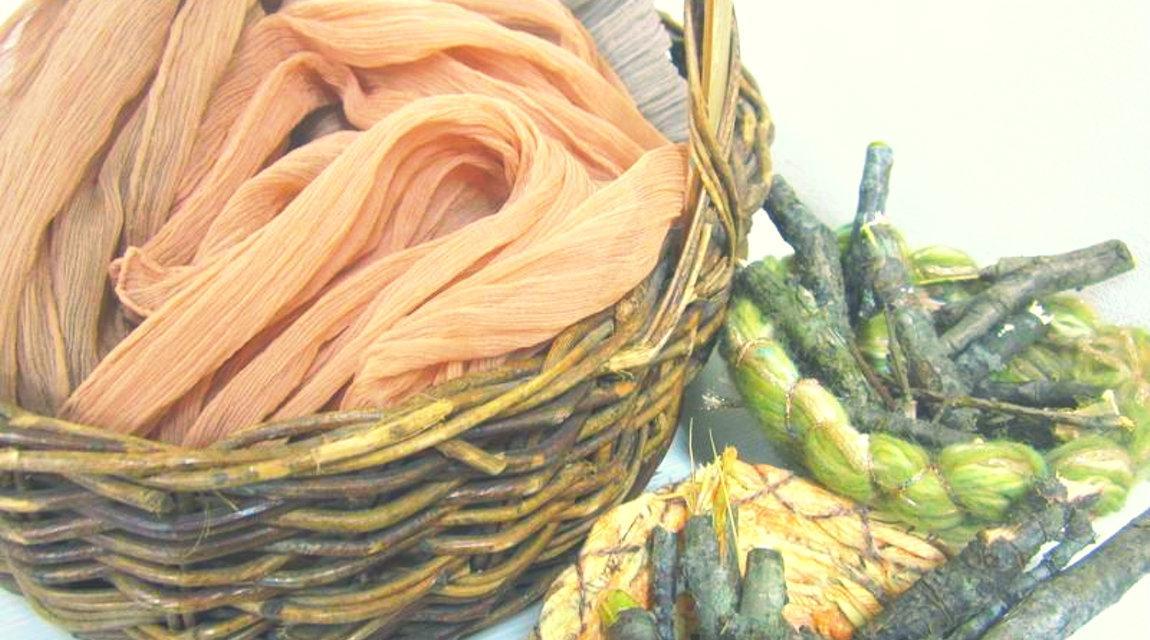 【五反田】オリジナルスカーフを作る!ゼロから始める染織体験!