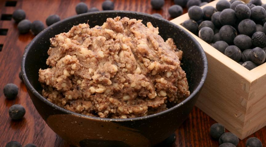 【兵庫・奥丹波】米麹から作る!丹波の味覚、『黒大豆』みそづくりにチャレンジ!