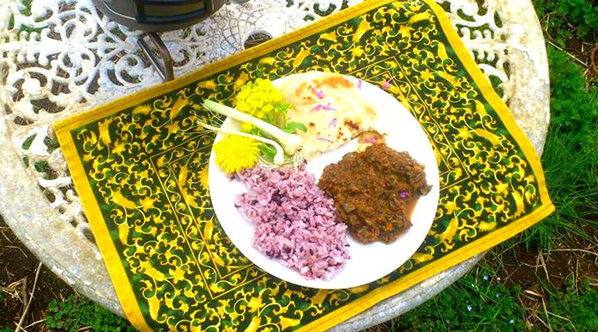 【たけのこ掘り&野菜料理】薬膳カレーに野菜クレープ、たけのこ丸焼きも!こだわりの自然農園でとれたて野菜を食べ尽くす旅!