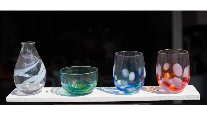 歪んでも愛嬌。仕上がるまでワクワクしっぱなし。はじめての吹きガラス体験とガラスのお話