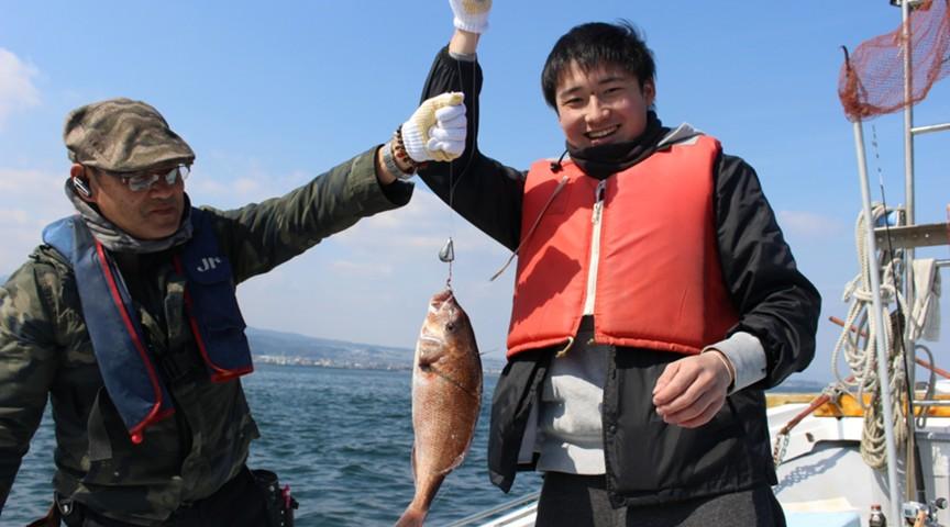 【長崎県島原市】地元の漁師さんの漁船で海釣り体験!釣った魚はその場で漁師飯に!有明海を食べ尽くす旅