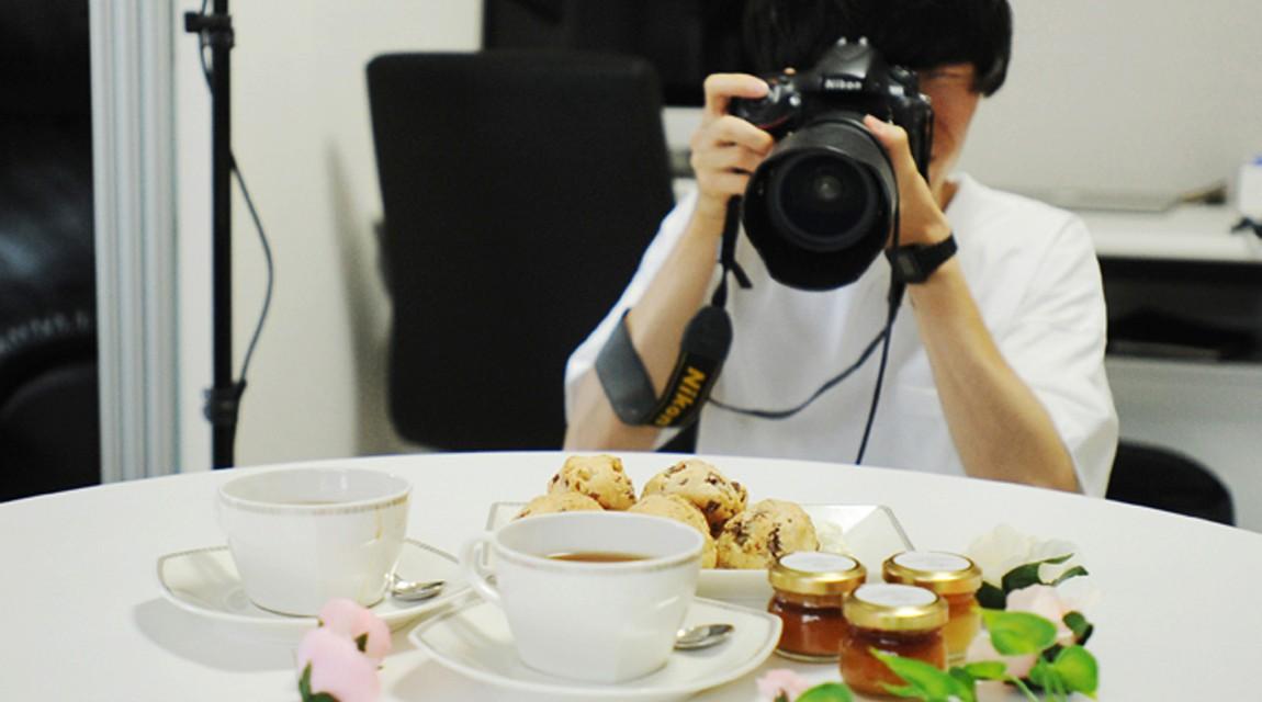 フォトジェニックなスイーツをおさめよう。プロカメラマンと、食べながら楽しむ「お料理フォト」