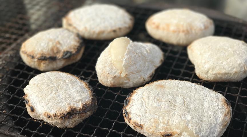 【神奈川・藤野】 つきたてのお餅で本格雑煮作り!竹でマイ箸も作れる!日本の伝統行事を満喫しよう♪