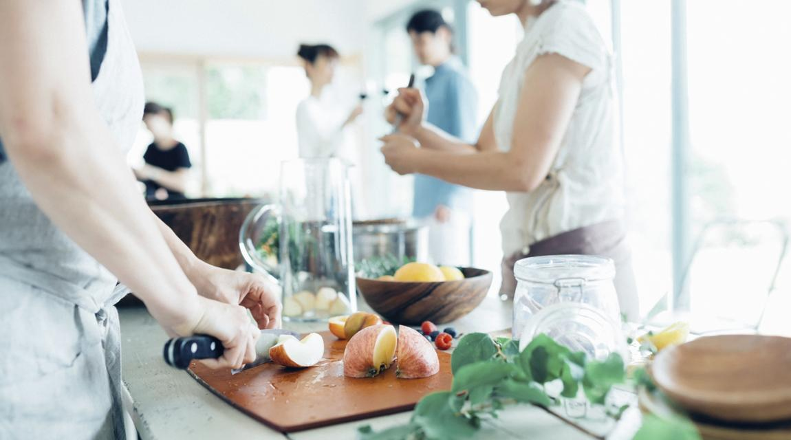 【千葉県船橋市】いつもの料理が大変身!開運料理でオーラをきれいにしよう