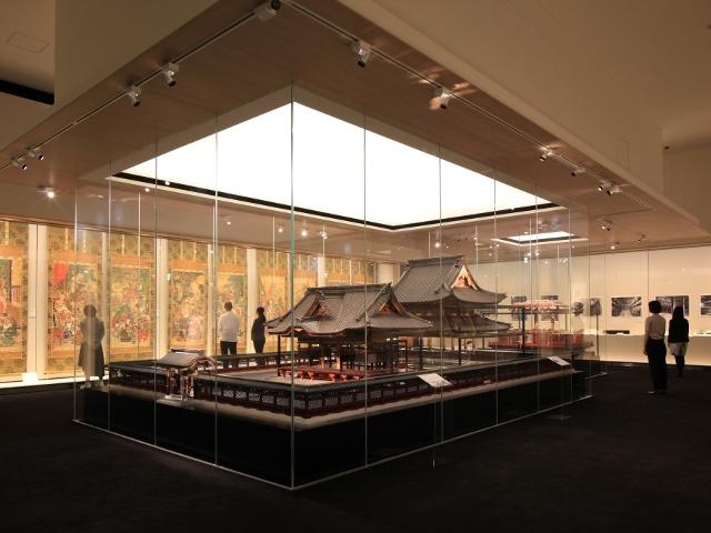増上寺宝物展示室 拝観