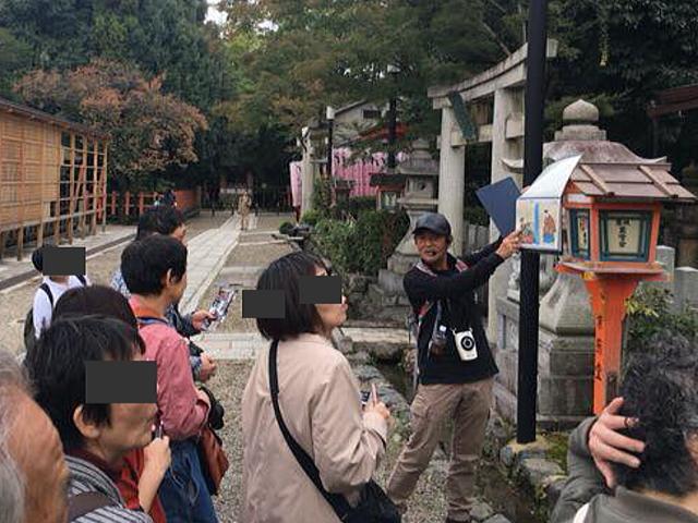八坂神社には見所がいっぱい