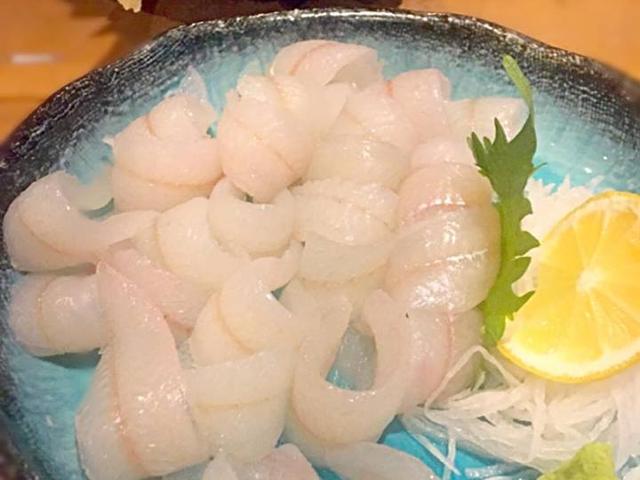 ダイニングバーサンドフィッシュで釣った魚を食べよう!