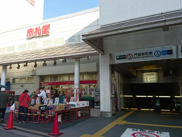 集合場所・・地下鉄大江戸線・東西線の門前仲町駅6番出口