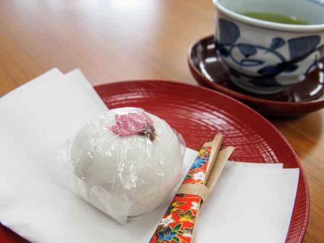 松島住職とのお茶会