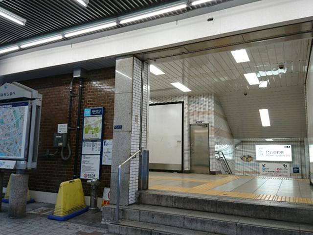 集合場所「門前仲町駅」