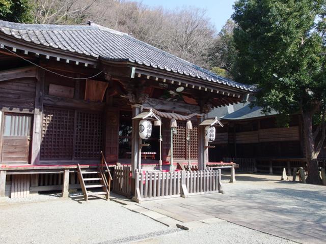高来神社(高麗神社)