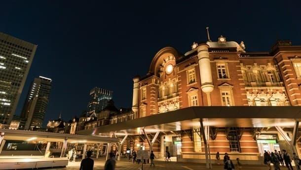 【東京】鉄道好きがご案内!東京駅の華麗ライトアップツアー!
