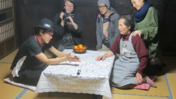 檜原村のおばあちゃんと村の暮らしの知恵を体感する旅