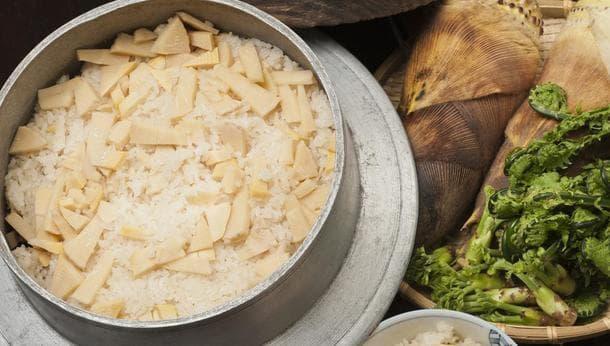 【東京・町田の里山でたけのこ掘り】たけのこを掘って、釜でたけのこご飯を炊いて食する旅!