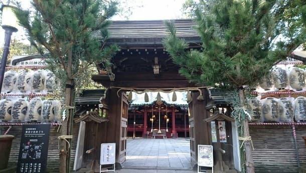 新年は氷川神社で開運スタート、都内パワースポット巡り&運勢鑑定