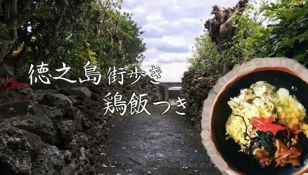 【徳之島】島を味わう★母間集落の散歩とあまとつくる鶏飯のおひるごはん