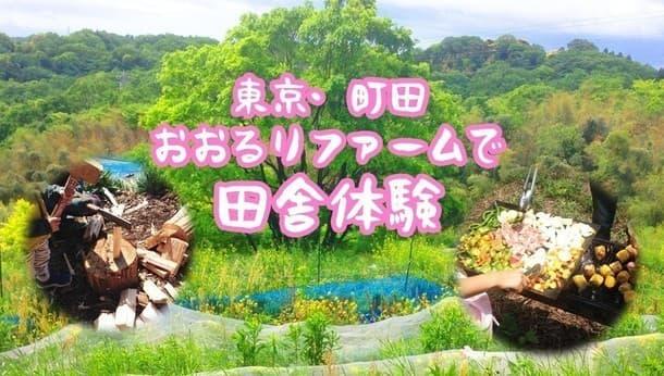 【東京・町田】楽しい田舎体験 旬の野菜でBBQ&羽釜で炊き込みごはん!
