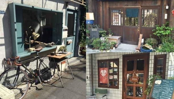 目黒区の昭和レトロスポットを、地元の女性陶芸家がご案内。