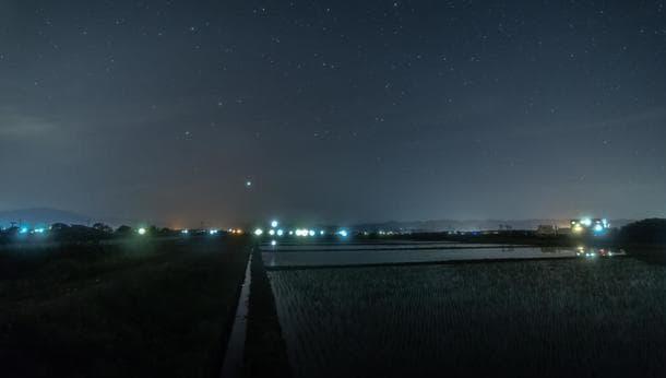 【千葉県木更津で一面の星空の下のんびり】採れたて野菜でBBQ&星座にまつわるギリシャ神話を学ぶ体験