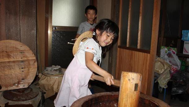 【ホンモノの農家体験てんこ盛り】豆腐作り! 石窯ピザ作り! 餅つき! 3点セットの欲張りプラン@奈良県山添村
