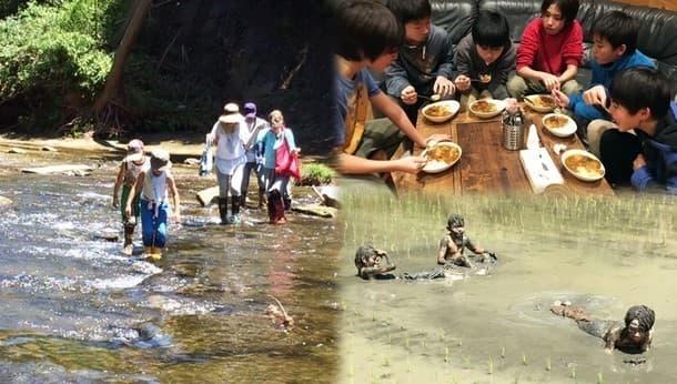 【千葉・大多喜町】冒険の旅、第一弾!日本酒作りの田植え体験と絶品イノシシ肉カレー