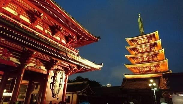 【浅草】運命学カウンセラー菜奈実と参拝の奥深さを知る「夜参り」ツアー