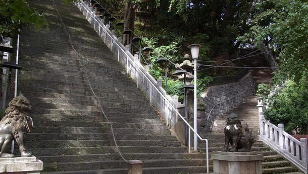【11月12日(土)限定】階段研究家と愛宕・六本木界隈の街と階段を巡る〈街歩き〉