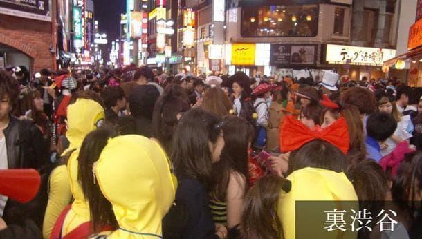 【裏渋谷】ハロウィンで賑わう街中に「行きたくない」アナタへ~秘密の裏道を教えます!~<街歩き>