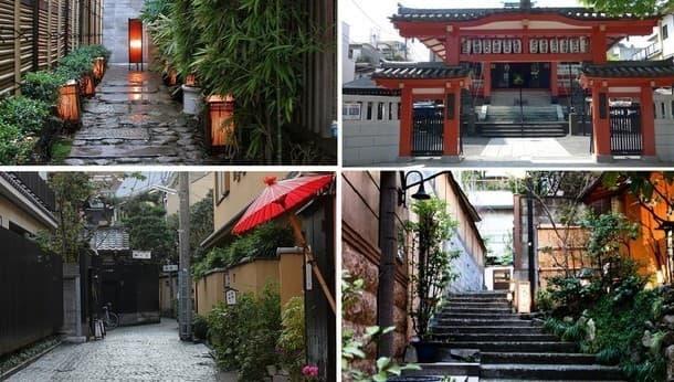 石畳の素敵な街へ。おしゃれな小路や迷路の裏道をいく「神楽坂のお散歩ツアー」