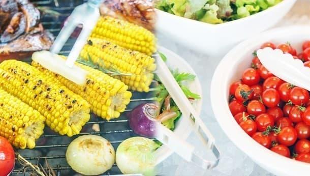 エコファーマー認定農場で、夏野菜とハーブのフルコースBBQ