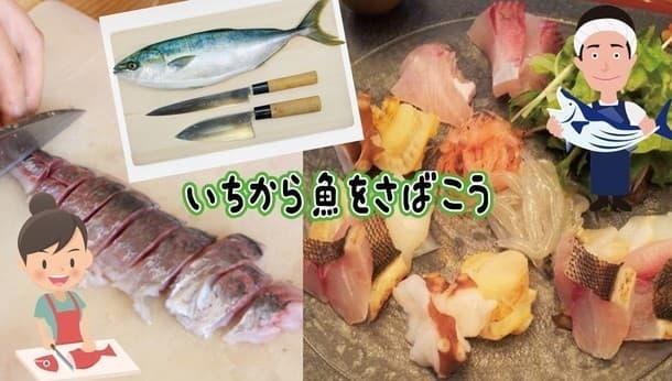 【奈良県】魚を美味しく食べるコツ教えます!料理人が教える魚の調理法♪
