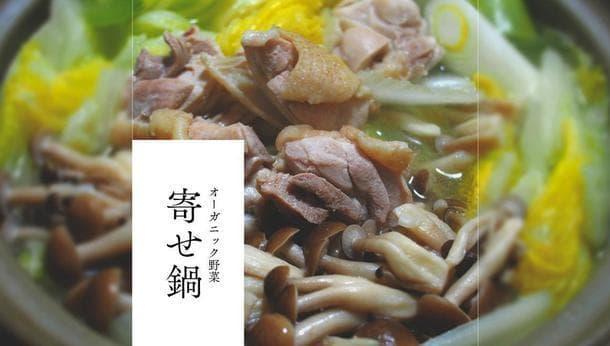 【千葉県】オーガニック野菜の寄せ鍋を堪能しよう !有機農園で野菜収穫体験